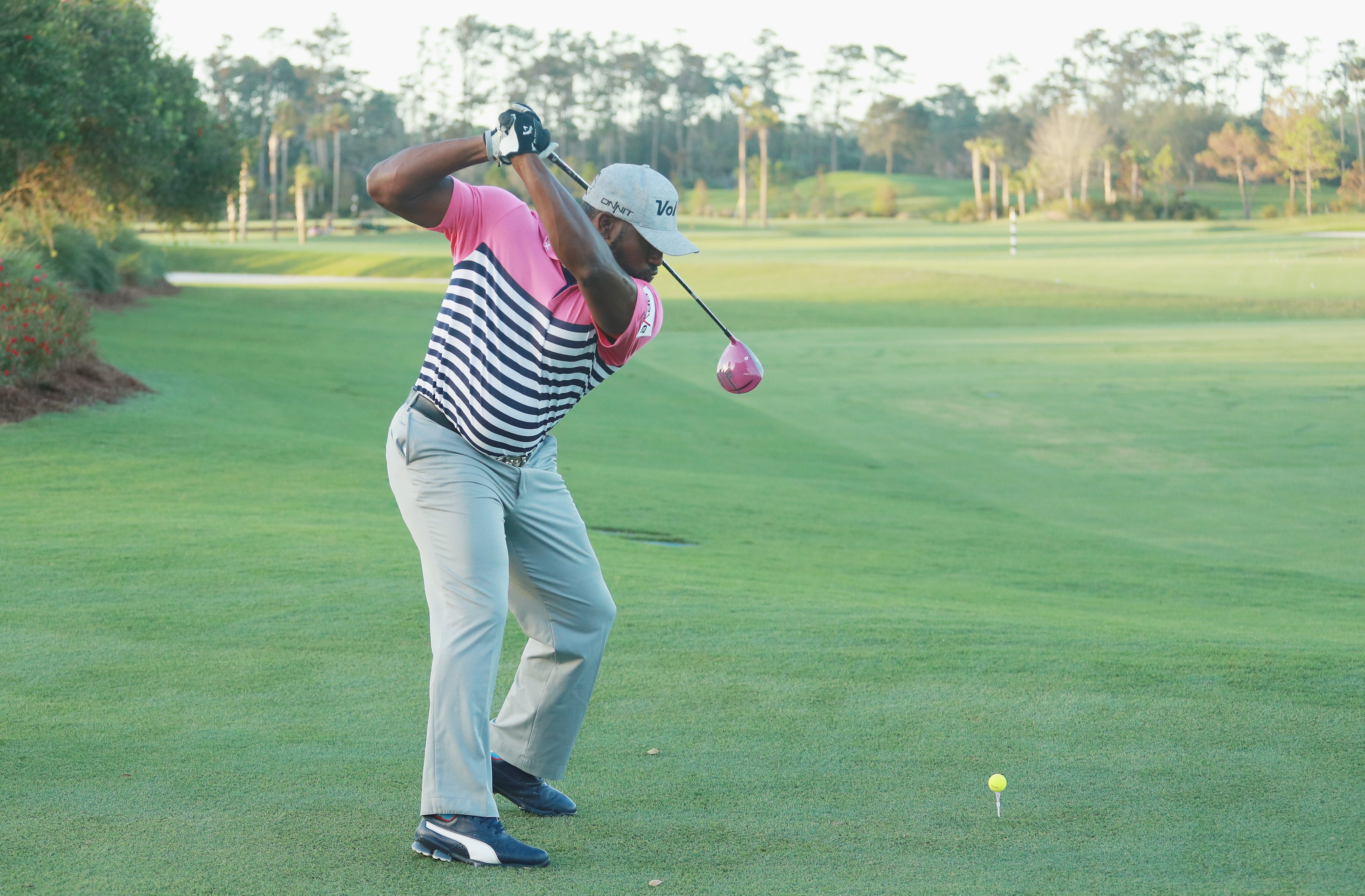 Golf Beneficial in Parkinson's Disease and Stroke