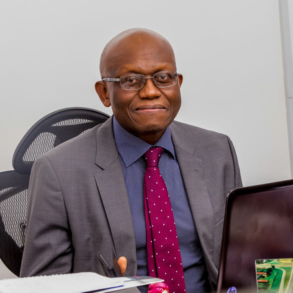 An Encounter With Covid-19 - For Medical Professionals with Prof. Kofo Ogunyankin MD, FACC, FASE, FRCP
