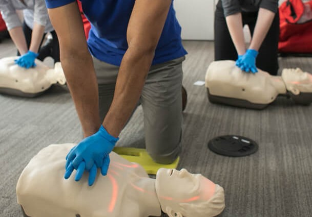 CPR & First Aid Basics